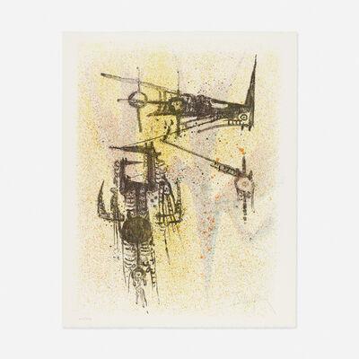 Wifredo Lam, 'Untitled from the Flight portfolio', 1967