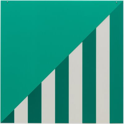 Daniel Buren, 'On Transparency: Situated Mylars VI', 2017-2019