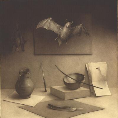Erling Valtyrson, 'Composition in grey', 2016