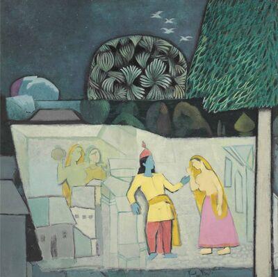 Krishna Shamrao Kulkarni, 'Untitled (Vrindaban)'