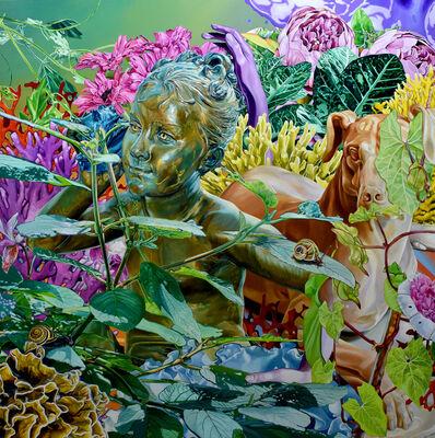 Juan Travieso, 'Listening to Nature', 2019