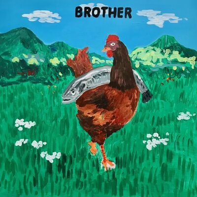 Cesc Abad, 'Brother', 2019