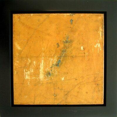 Marcia Myers, 'Pigment Study MMIII-VI (ochre oxide)'
