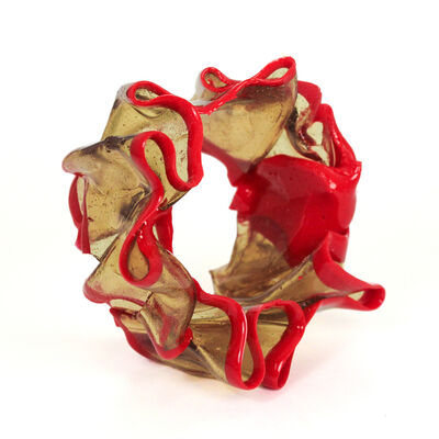 Gaetano Pesce, 'Ribbon Bracelet', 2016