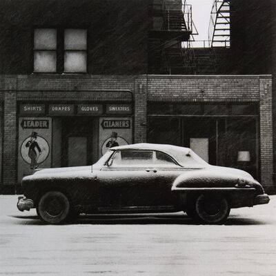 Yasuhiro Ishimoto, 'Untitled, Chicago', 1950-printed later