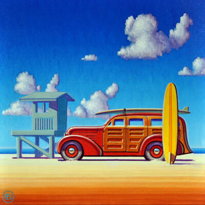 Robert LaDuke, 'Surfside', 2017