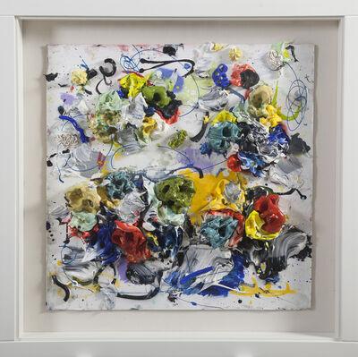 Ismael Lagares, 'White VII', 2020