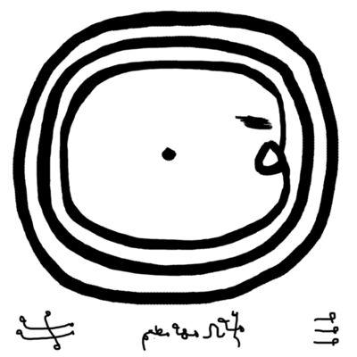 Morehshin Allahyari, 'Talisman to Increase Lust', 2018