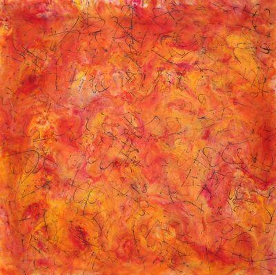 Patricia Dusman, 'Orange Turmoil'