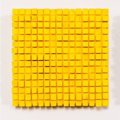 Dieter Kraenzlein, 'Untitled (Yellow)', 2015