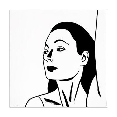 Alex Katz, 'Laura 2', 2018
