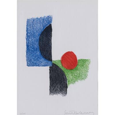 Sonia Delaunay, 'Composition', circa 1965