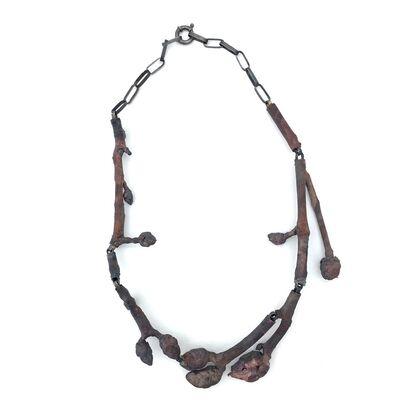 JENNY KLEMMING, 'Black Wood, Necklace'