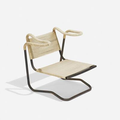 Dan Johnson, Inc., 'Lounge Chair, Model 2750', c. 1950