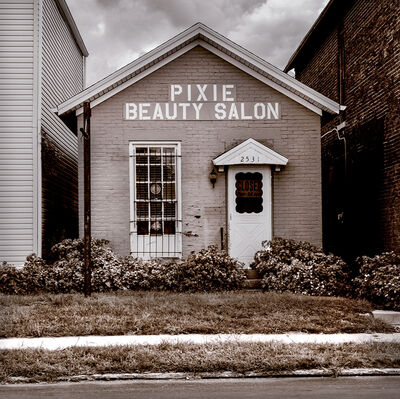Gary Beeber, 'Pixie Beauty Salon', 2019