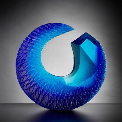 Alex Gabriel Bernstein, 'Blue Crystal', 2020