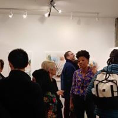 Soyoung L. Kim - Marks of the Displaced, installation view