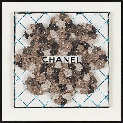 Stephen Wilson, 'Chanel Flower Flower, Warm Grey', 2019