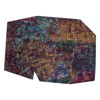 Sam Gilliam, 'Lattice IV', 1982