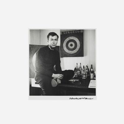 Robert Rauschenberg, 'Jasper—Studio N.Y.C.', 1958 / 1981