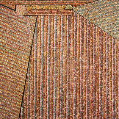 Harold Town, 'Snap (Double Envelope) (1915)', 1976
