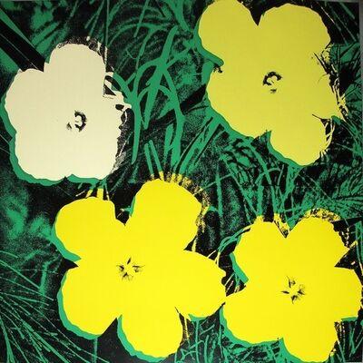 Andy Warhol, 'Flowers, II.72', 1970