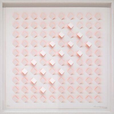 Luis Tomasello, 'S/T 4 - Naranja', 2013