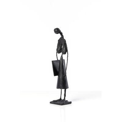 Robert Couturier, 'Le carton à dessin', 1996