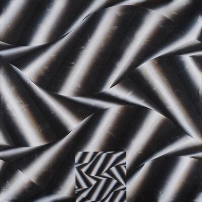 Rogelio Polesello, 'Paralelo a la ilusión', 1997