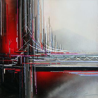 Leslie Berthet Laval, 'Urban City ', 2017