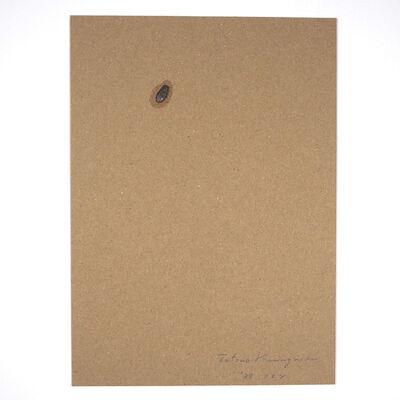 Tatsuo Kawaguchi, 'Relation – One Seed of Lead / Melon ', 1987