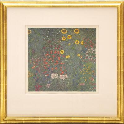 Gustav Klimt, 'Sonnenblumen', 1931