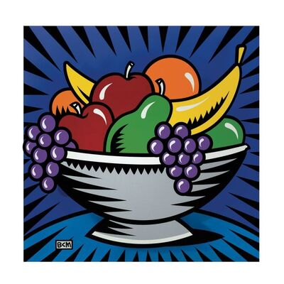 Burton Morris, 'Fruit Bowl', 2006