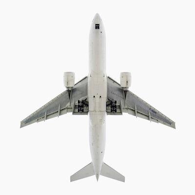 Jeffrey Milstein, 'Air France Boeing 777', 2006