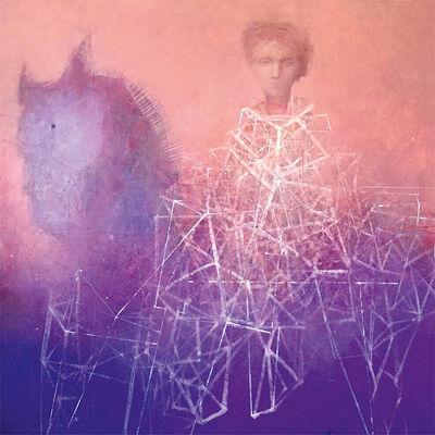 Alexey Terenin, 'Girl On A Horse', 2018
