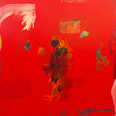 Lamar Briggs, 'White Wave'