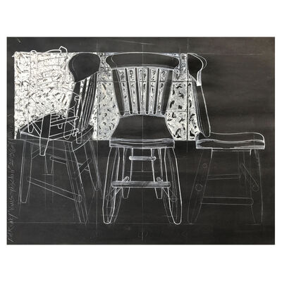 Ed Rainey, 'Van Gogh's Chair ', 2015
