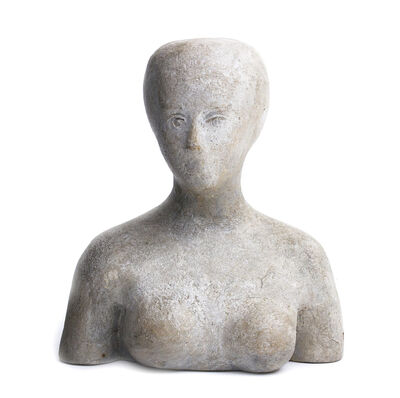 Gio Ponti, 'Female bust', 1946