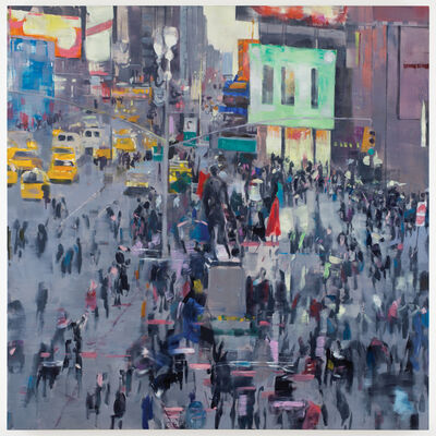 Oona Hassim, 'Times Square', 2012