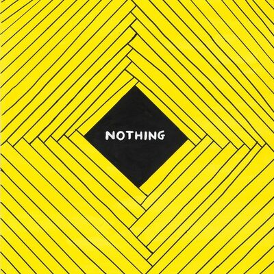 David Shrigley, 'Nothing, Scarf', 2020
