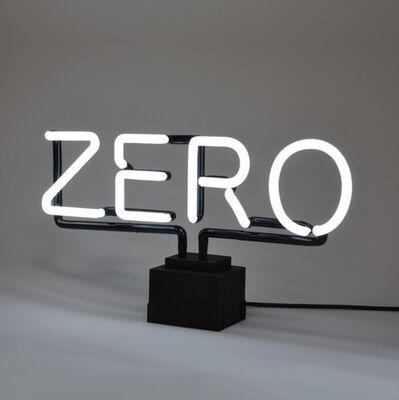 Jan Henderikse, 'Zero', 2016