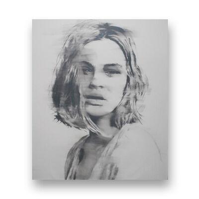 János Huszti, 'Untitled Woman'