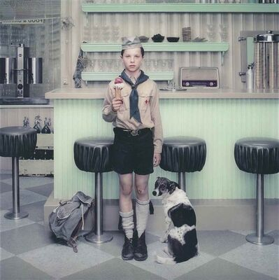 Erwin Olaf, 'The Ice Cream Parlor', 2004