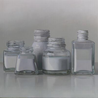 Javier Banegas, 'White', 2020