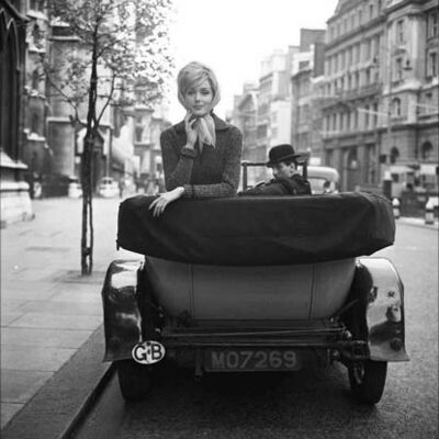 Georges Dambier, 'Lucinda, Voiture, Londres', 1959