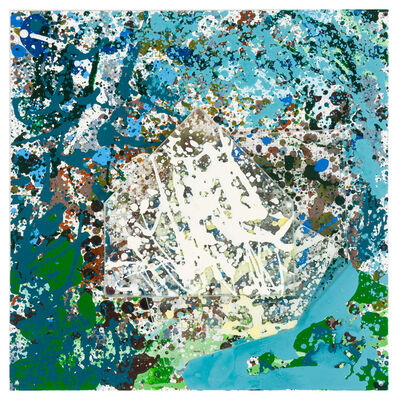 Jennifer Bartlett, 'Untitled', 1999-2000