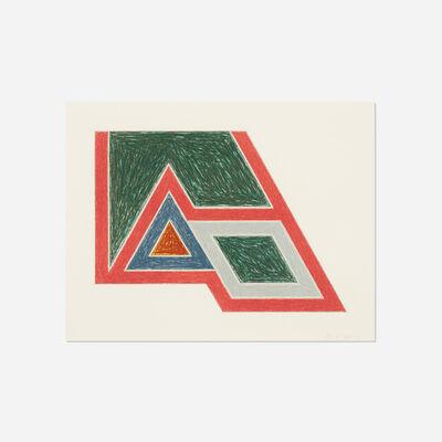Frank Stella, 'Sanbornville from Eccentric Polygons', 1974
