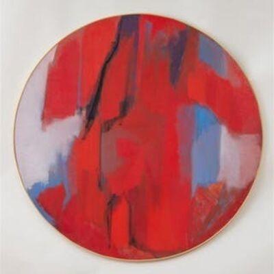 Cleve Gray, 'Tarquinia #2', 1962