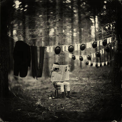 Alex Timmermans, 'Laundry Day'
