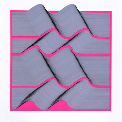Roberto lucchetta, 'Pink (Fluo)', 2019